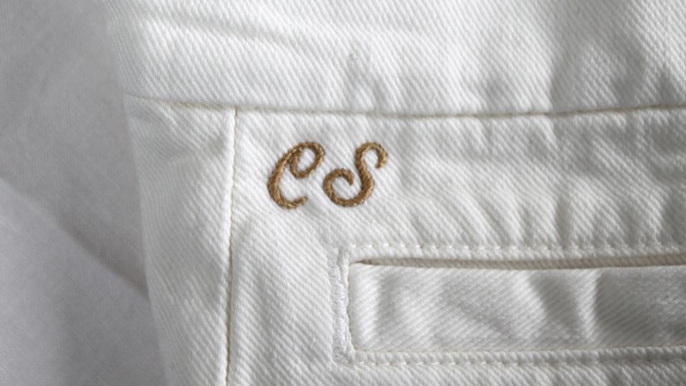CS mono jeans MIH