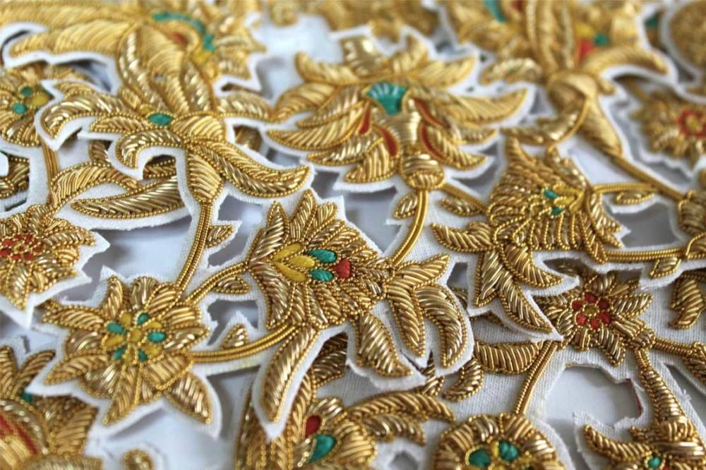 Islamic floral gold work for SIBLING