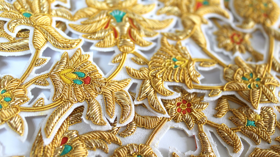 Islamic goldwork SIBLING
