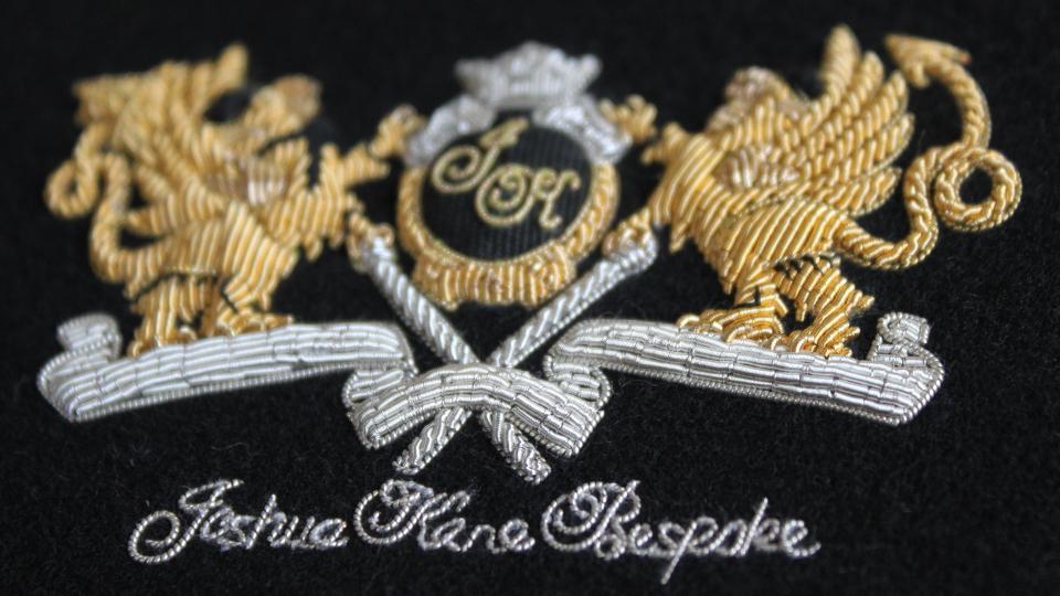 Josh Kane Bespoke Badge