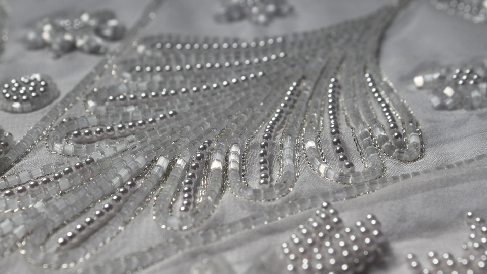 bridal fashion embroidery