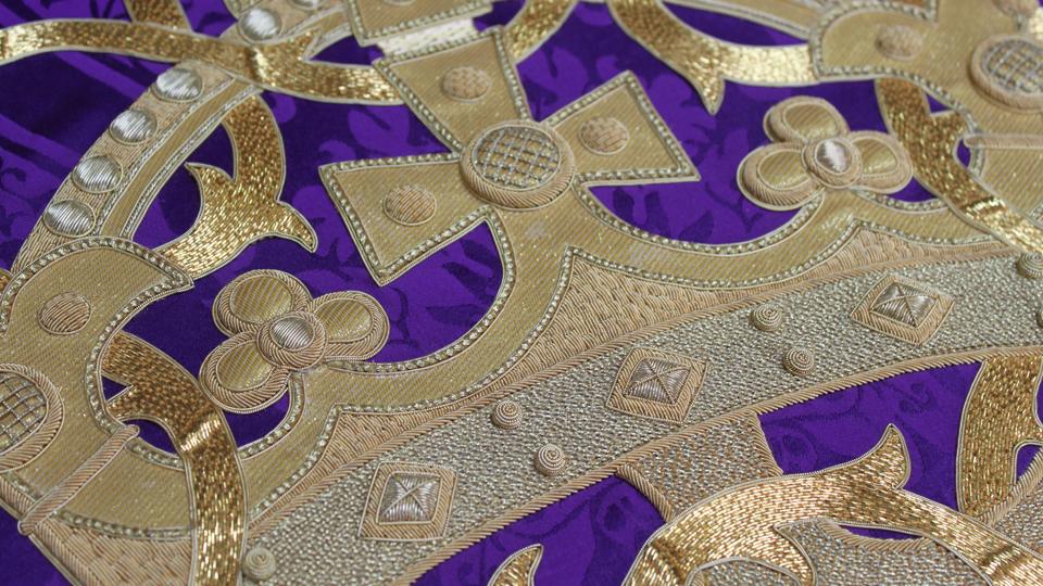 church goldwork