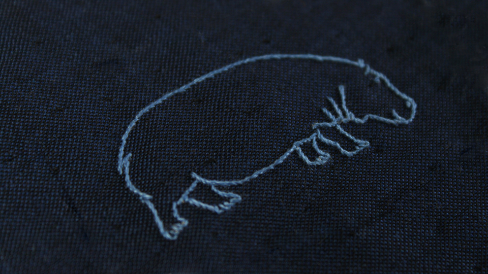 hippo monogram
