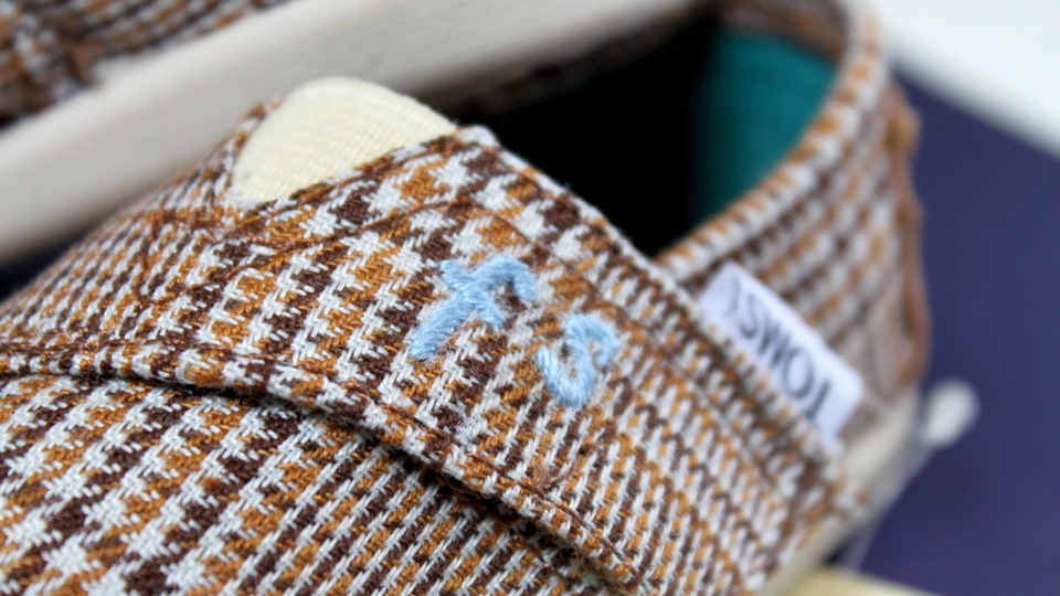 toms bespoke embroidery