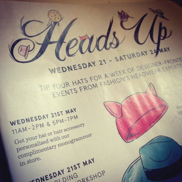 Heads up 1