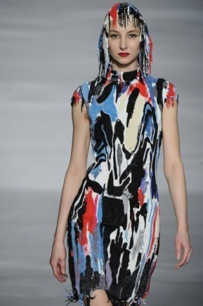 claire barrow paint dress