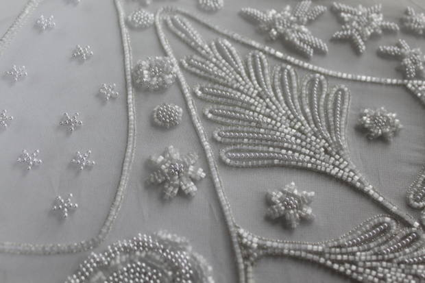 Hawthorne and Heaney: Tambour vs. Ari Beading London Hand Embroidery