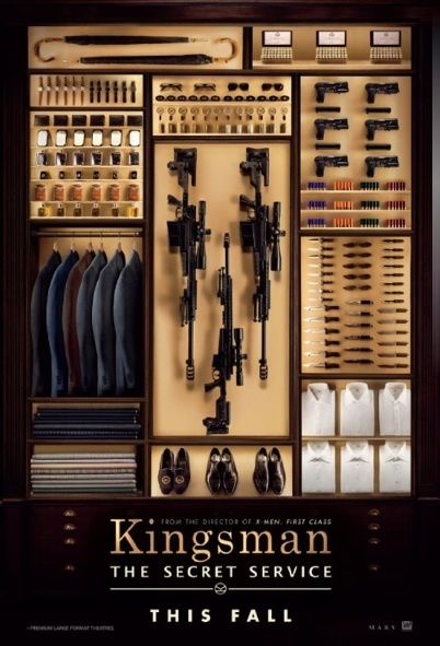 kingsman advert