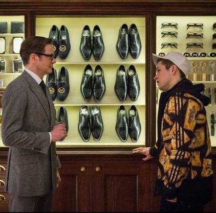 kingsman slippers 2