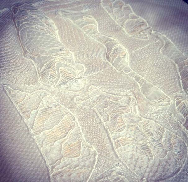lace applique