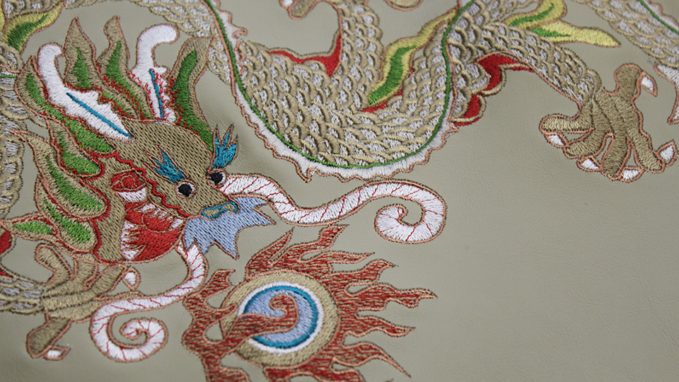 INTERIORS London Hand Embroidery