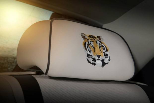 Hawthorne & Heaney Investigates Luxury Car Interiors London Hand Embroidery