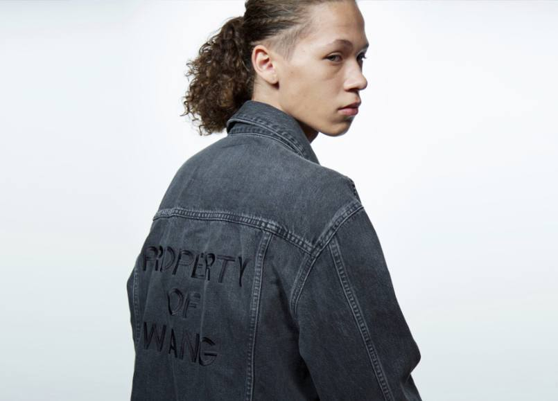 Hawthorne & Heaney for Alexander Wang London Hand Embroidery