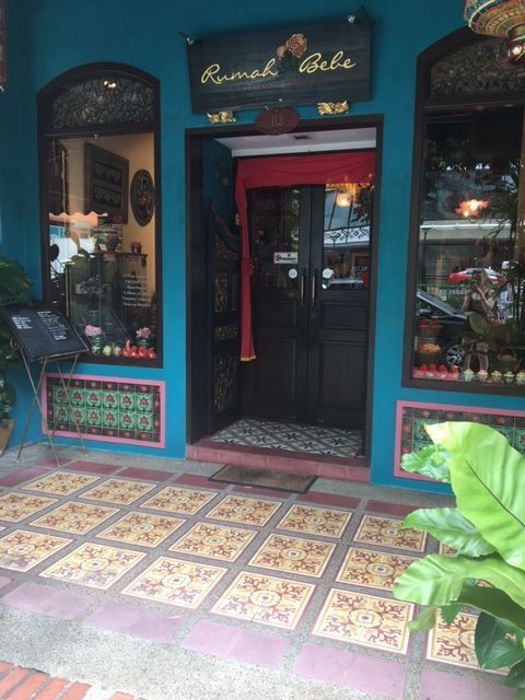 Hawthorne & Heaney visits  Peranakan Embroidery Boutiques in Singapore London Hand Embroidery