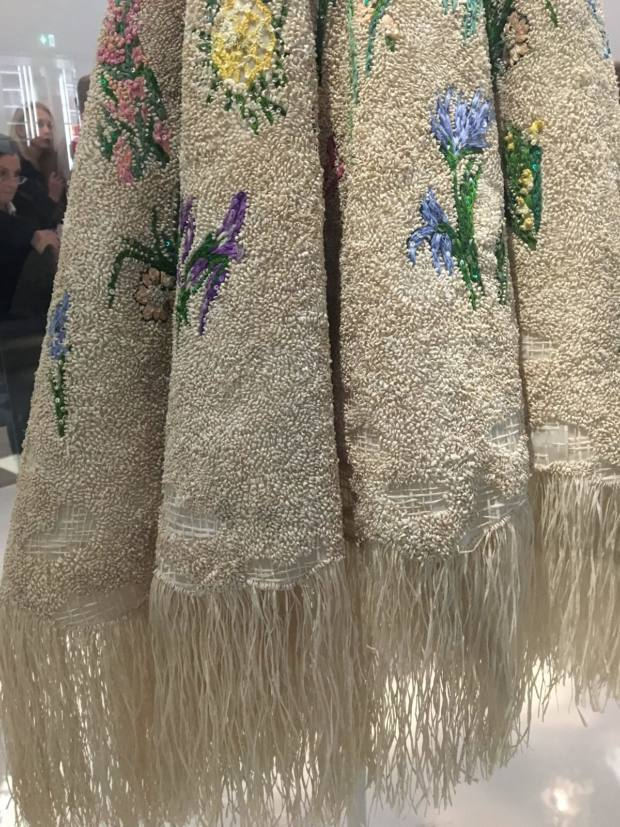 Hawthorne & Heaney visit Christian Dior: Designer of Dreams London Hand Embroidery