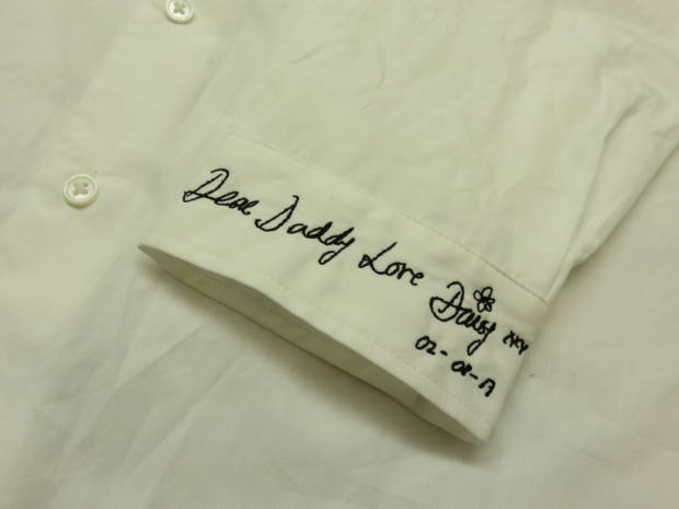 Hawthorne & Heaney Adds a Little Something Special London Hand Embroidery