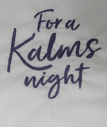 Hawthorne & Heaney for Kalms London Hand Embroidery