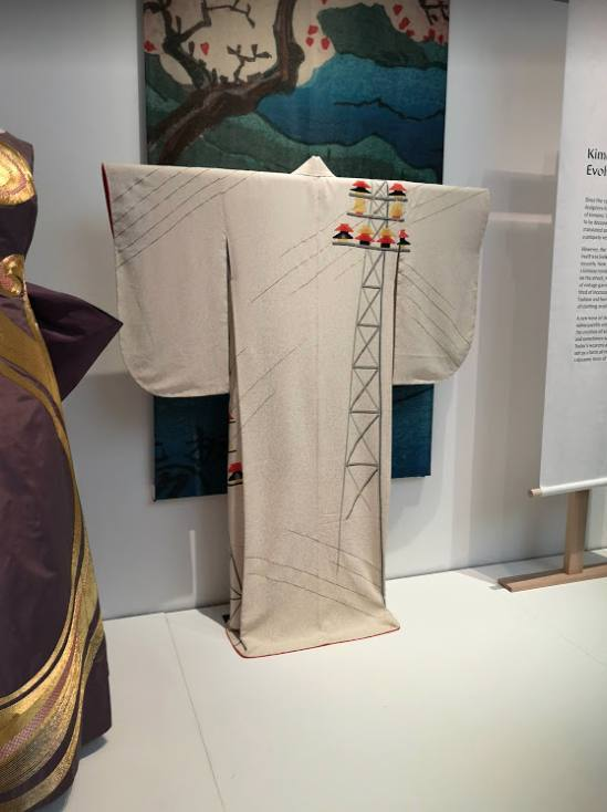 Hawthorne & Heaney visits Kimono: Kyoto to Catwalk London Hand Embroidery