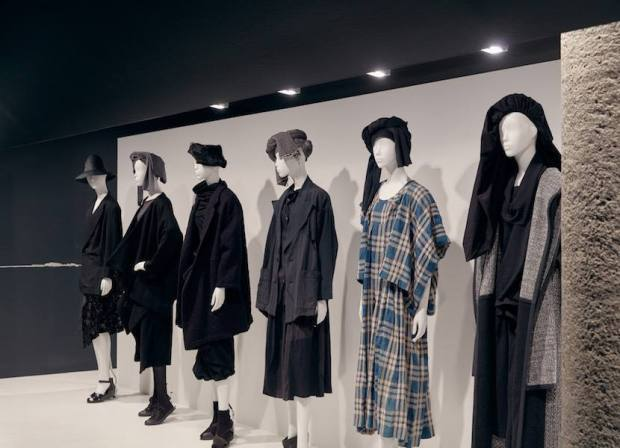 Hawthorne and Heaney studies virtual tour of Rei Kawakubo's collection: Collecting Commes London Hand Embroidery