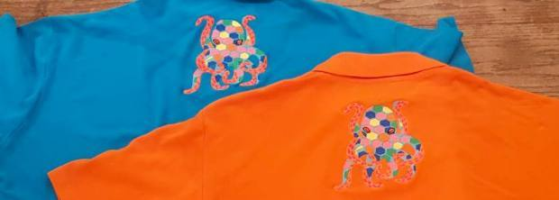 PROFESSIONAL LOGO DEVELOPMENT London Hand Embroidery