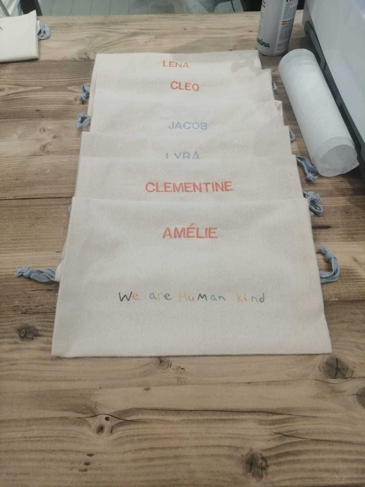 Hawthorne & Heaney for Riley Studio London Hand Embroidery
